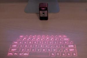 Licht Tastatur